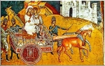 Philippe et l'Ethiopien 14ès fresque du Kosovo.jpg
