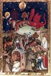 Apo 13 les bêtes et le faux prophète (Ap flamande 14è).jpg