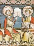 Paul et Timothée, peinture 13è Norvège.jpg
