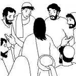 Jésus et disciples NB.jpg