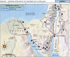 carte Exode et entrée Canaan.jpg