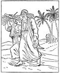 Abraham et Isaac montant au mont Morija.jpg
