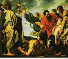Moïse serpent d'airain, Rubens et Van Dyck.jpg