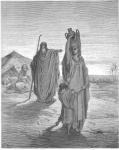 Abraham chasse Agar G Doré 19è.jpg