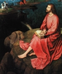 Saint Jean à Patmos - Hans Memling (1475).jpg