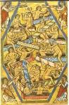 Résurrection des morts miniature psautierHildesheim 13è.jpg